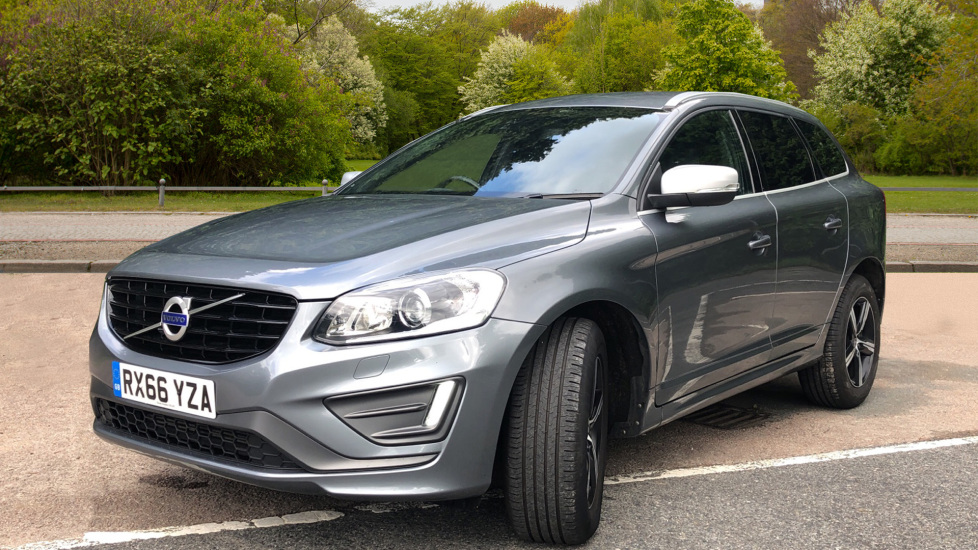 Volvo XC60 D4 R Design Lux Nav Auto with Winter Illumination Pk, Family Pk  & Privacy Glass  2 0 Diesel Automatic 5 door Estate (2016) available from
