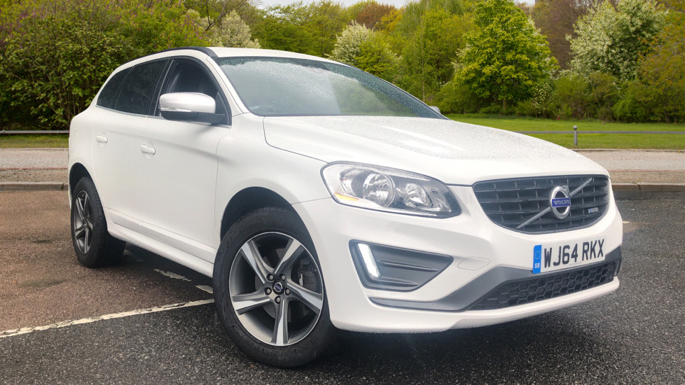 Volvo XC60 D5 [215] AWD R Design Nav Auto with High Perfor Audio, ECC DAB Radio, USB & Bluetooth 2.4 Diesel Automatic 5 door Estate (2014) image
