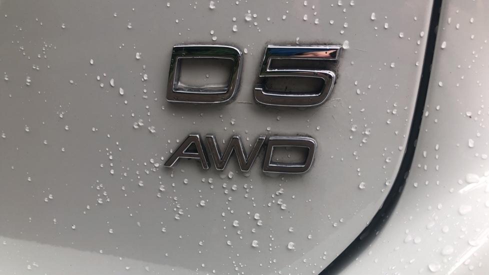 Volvo XC60 D5 [215] AWD R Design Nav Auto with High Perfor Audio, ECC DAB Radio, USB & Bluetooth image 25