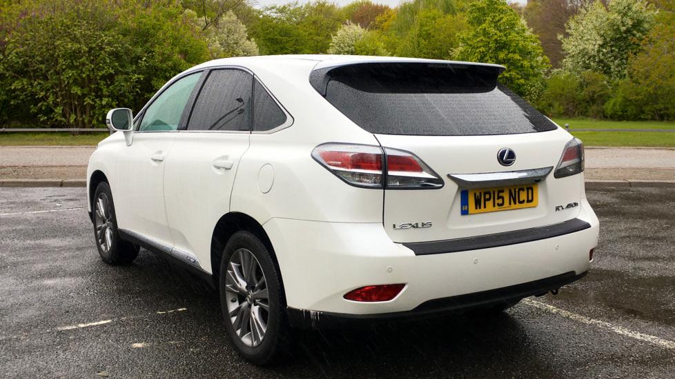 Lexus RX 450h 3.5 Hybrid Luxury Auto with Parking Sensors, Sat Nav, Rear Camera & Heated Front Seats image 2