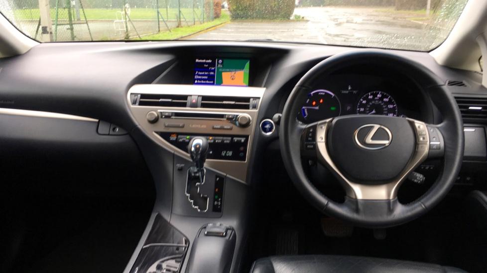 Lexus RX 450h 3.5 Hybrid Luxury Auto with Parking Sensors, Sat Nav, Rear Camera & Heated Front Seats image 6