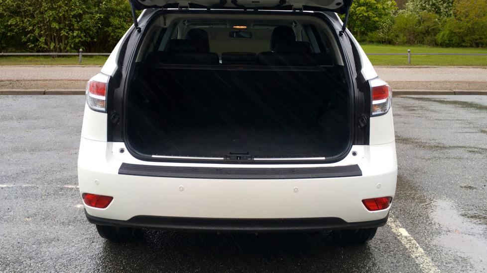 Lexus RX 450h 3.5 Hybrid Luxury Auto with Parking Sensors, Sat Nav, Rear Camera & Heated Front Seats image 13