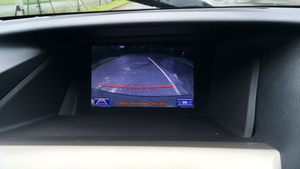 Lexus RX 450h 3.5 Hybrid Luxury Auto with Parking Sensors, Sat Nav, Rear Camera & Heated Front Seats image 7