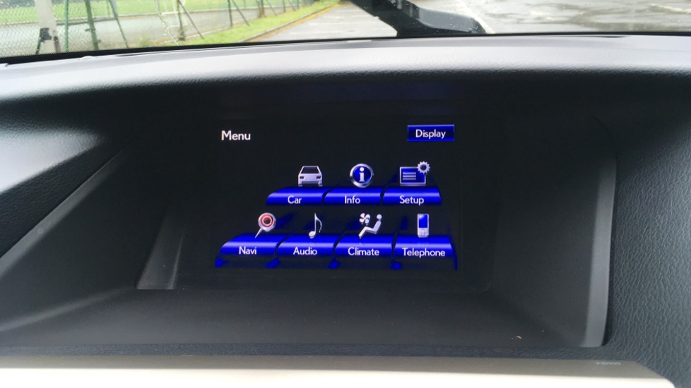 Lexus RX 450h 3.5 Hybrid Luxury Auto with Parking Sensors, Sat Nav, Rear Camera & Heated Front Seats image 20