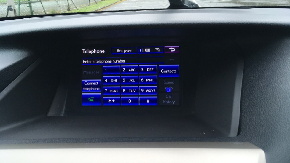 Lexus RX 450h 3.5 Hybrid Luxury Auto with Parking Sensors, Sat Nav, Rear Camera & Heated Front Seats image 21