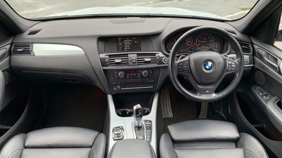 BMW X3 xDrive2.0d M Sport Auto with BMW Sat Nav, DAB Radio, Front & Rear Park Assist  image 6