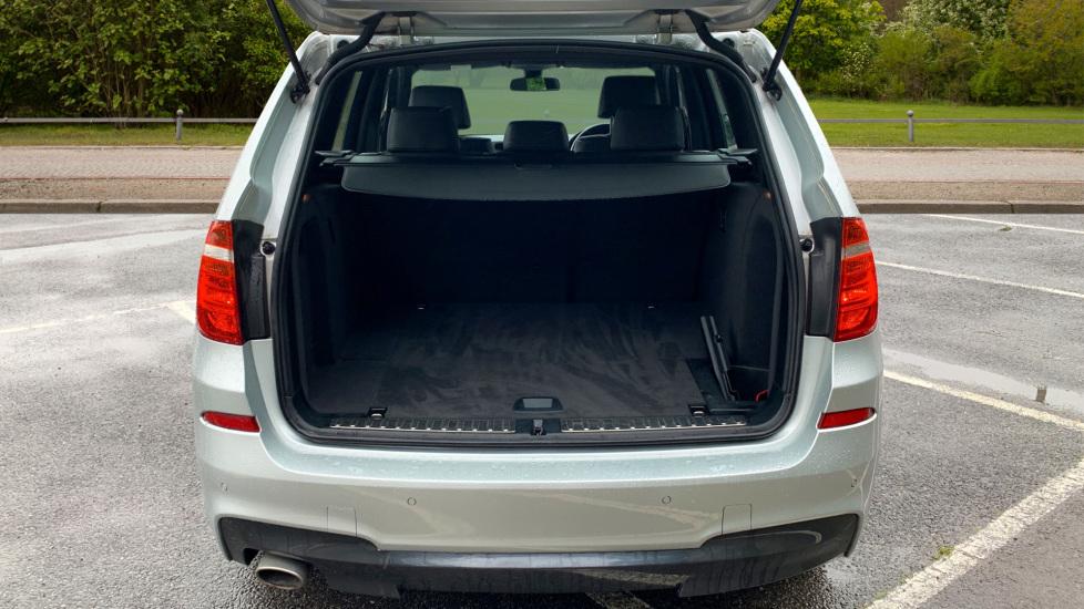 BMW X3 xDrive2.0d M Sport Auto with BMW Sat Nav, DAB Radio, Front & Rear Park Assist  image 11