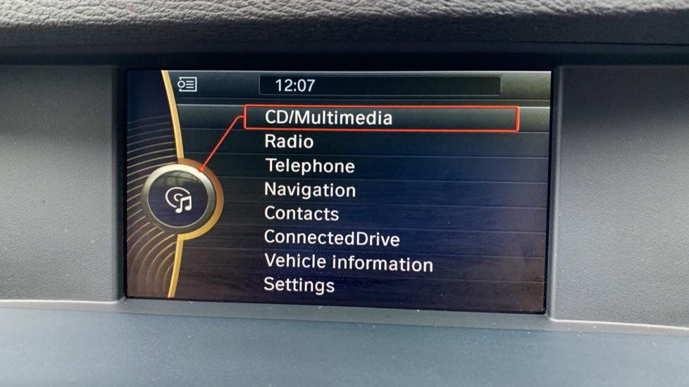 BMW X3 xDrive2.0d M Sport Auto with BMW Sat Nav, DAB Radio, Front & Rear Park Assist  image 8