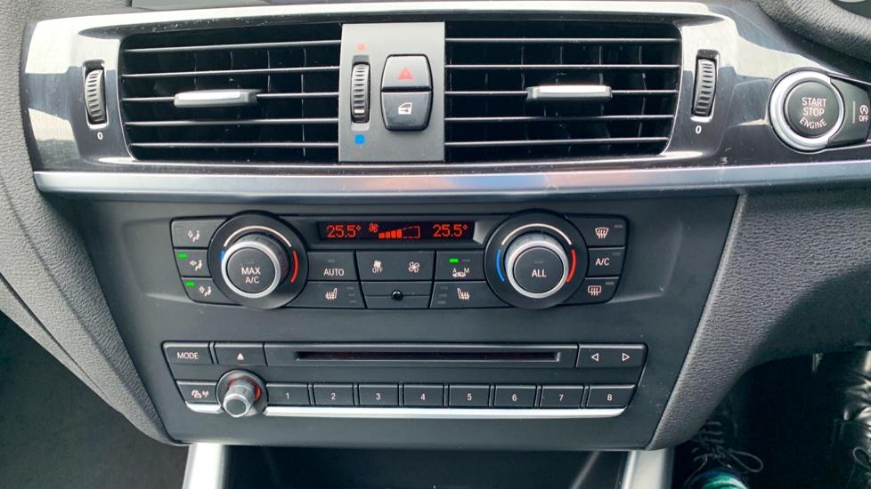 BMW X3 xDrive2.0d M Sport Auto with BMW Sat Nav, DAB Radio, Front & Rear Park Assist  image 21
