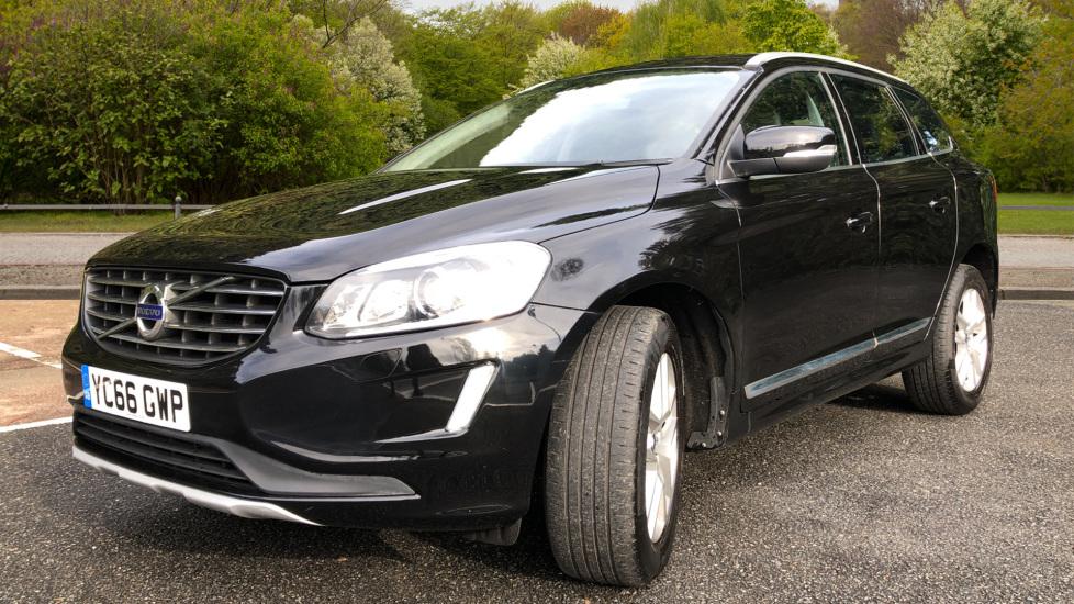 Volvo XC60 D5 SE Lux Nav AWD AT, Winter Pk, Active Bending Headlights, R. Sensors, Keyless Drive, DAB Radio image 2