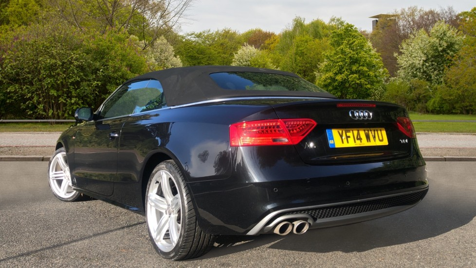 Audi A5 2.0 TDI 177 S Line Special Edition Auto, Tech Pack, Heated Seats, Bi Xenon Lights, B & O Audio image 6