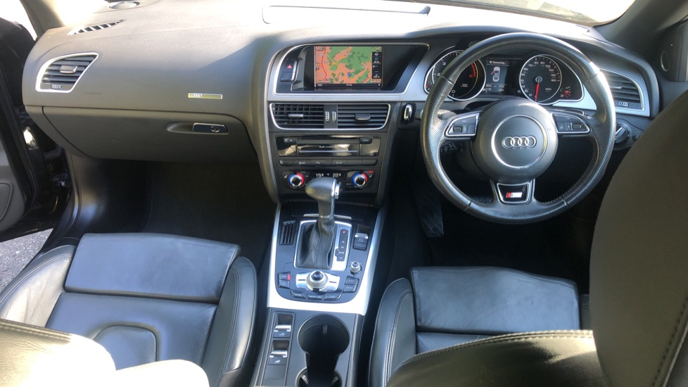 Audi A5 2.0 TDI 177 S Line Special Edition Auto, Tech Pack, Heated Seats, Bi Xenon Lights, B & O Audio image 13