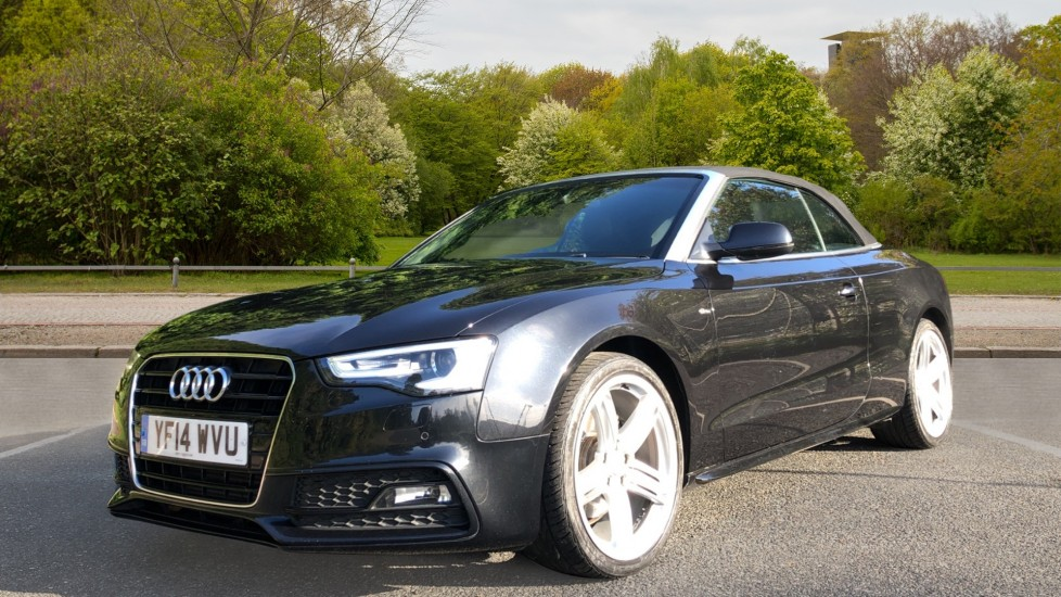 Audi A5 2.0 TDI 177 S Line Special Edition Auto, Tech Pack, Heated Seats, Bi Xenon Lights, B & O Audio image 4