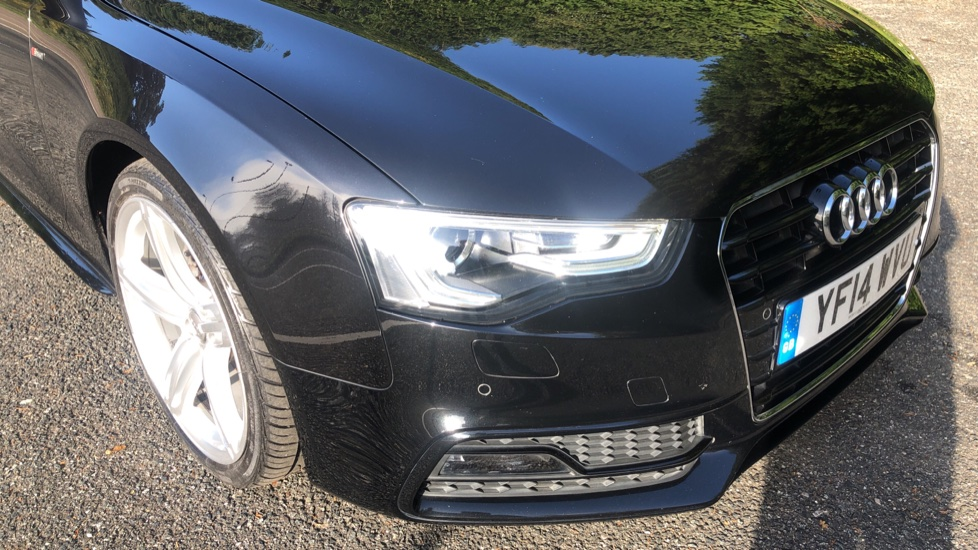 Audi A5 2.0 TDI 177 S Line Special Edition Auto, Tech Pack, Heated Seats, Bi Xenon Lights, B & O Audio image 19