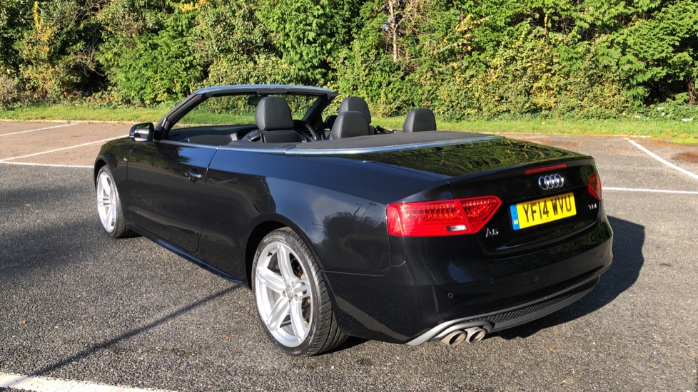 Audi A5 2.0 TDI 177 S Line Special Edition Auto, Tech Pack, Heated Seats, Bi Xenon Lights, B & O Audio image 3