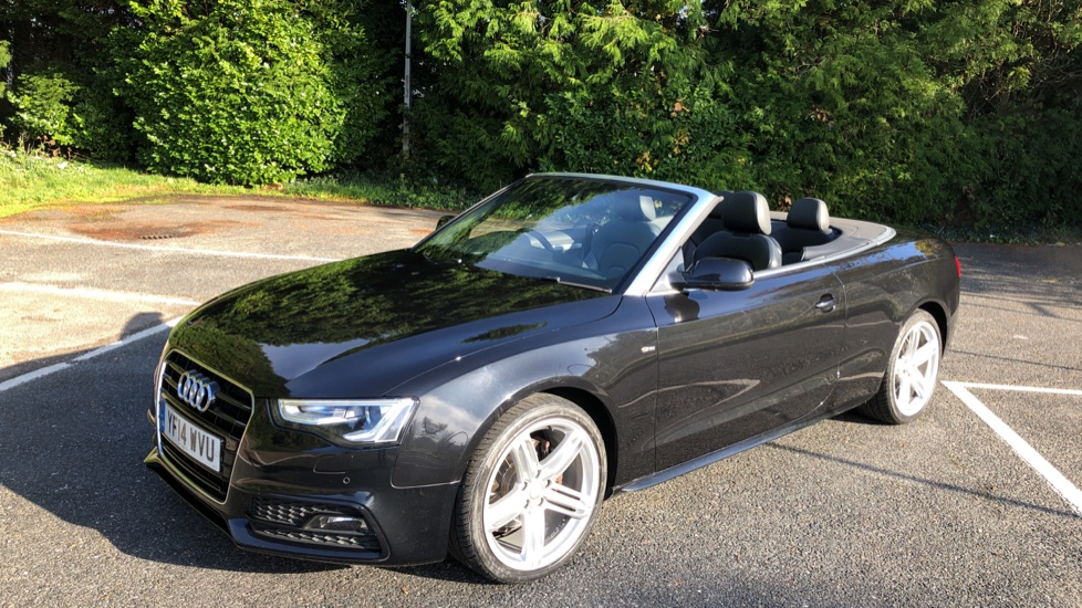 Audi A5 2.0 TDI 177 S Line Special Edition Auto, Tech Pack, Heated Seats, Bi Xenon Lights, B & O Audio image 5