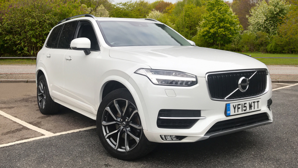Volvo XC90 2.0 D5 AWD Momentum Nav Auto with Winter Pack, 20 Inch Alloys, Drive Mode Settings & Rear Sensors Diesel Automatic 5 door 4x4 (2015)