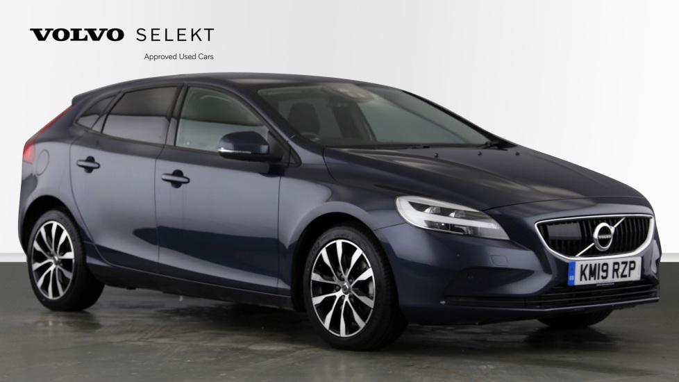 Volvo V40 T2 Momentum Edition MT, Nav, Winter Pk, Intellisafe Pro, R.Camera, F & R Sensors, Tints 2.0 5 door Hatchback (2019)