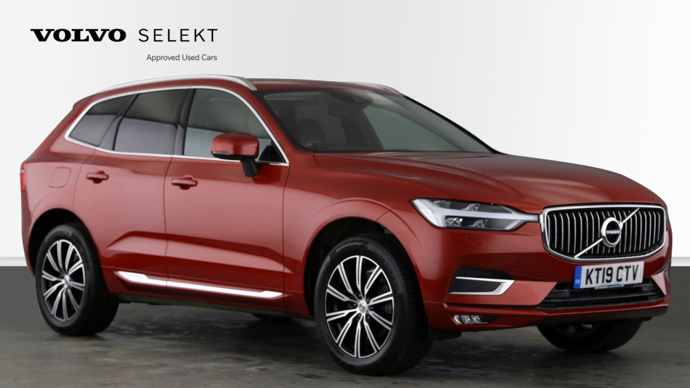 Volvo XC60 2.0 D4 Inscription  AWD Auto, Winter Pack, Keyless Drive, S/Phone Int, Privacy Glass, BLIS Diesel Automatic 5 door 4x4 (2019) image