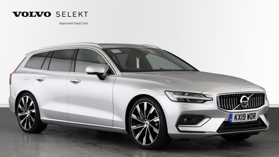Volvo V60 D4 Inscription Pro AT, Xenium & Convenience Pack, Intellisafe Pro, Towbar, B & W Audio, Tints 2.0 Diesel Automatic 5 door Estate (2019)