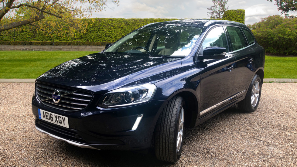 Volvo XC60 D5 SE Lux Nav AWD Auto, Winter Pack, Rear Camera, Front & Rear  Park Assist 2 4 Diesel Automatic 5 door Estate (2016) available from Volvo
