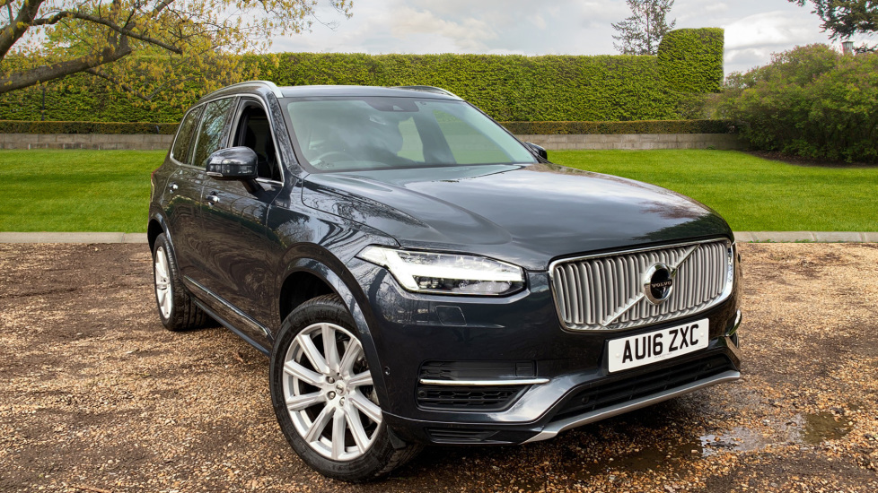Volvo XC90 2.0 T8 Hybrid Inscription Auto W. Winter Pack, Intellisafe Pro & Xenium Pack Petrol/Electric Automatic 5 door Estate (2016) image