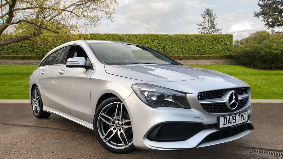 Mercedes-Benz CLA-Class CLA 200 AMG Line Edition Shooting Brake Auto, Cruise Control, Reverse Camera, Park Sensors 1.6 Automatic 5 door Estate (2019)