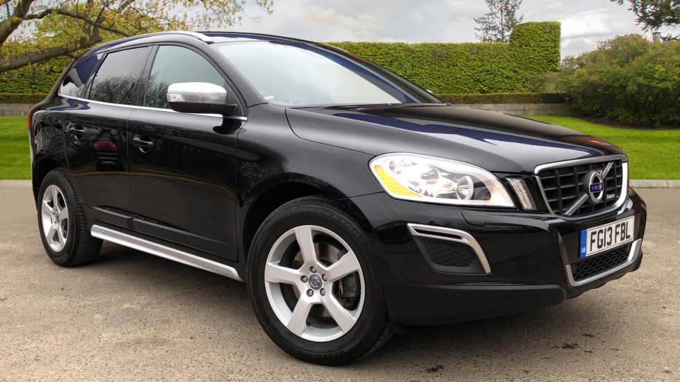 Volvo XC60 D4 R Design AWD AT, Winter Pack, Heated Seats, DAB Radio, Privacy Glass  2.4 Diesel Automatic 5 door 4x4 (2013) at Volvo Gatwick thumbnail image