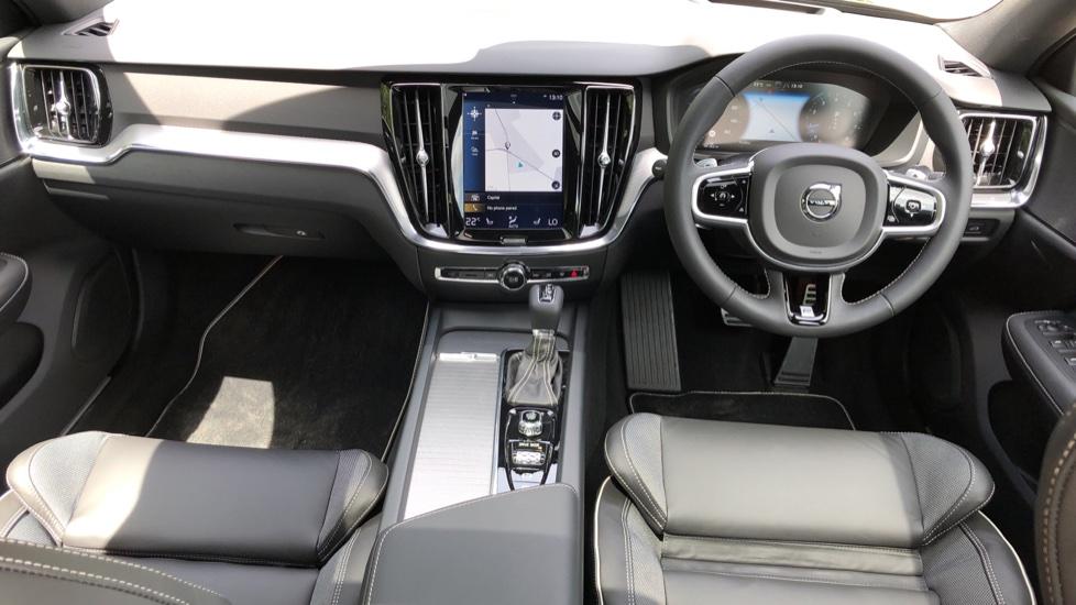 Volvo S60 T5 R Design Plus AT, Xenium, Winter & Convenience Pks, BLIS, 19in Alloys, Auto Dimming Mirrors image 8