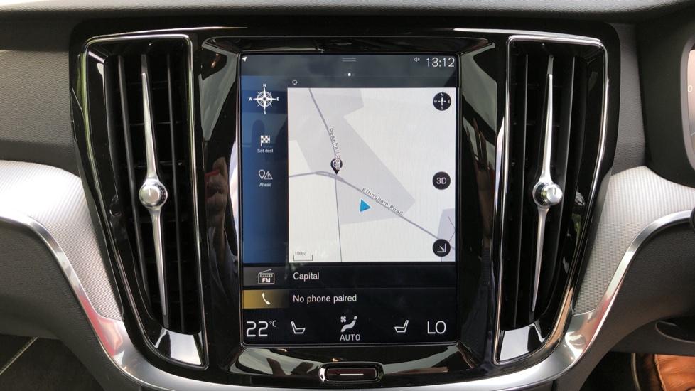 Volvo S60 T5 R Design Plus AT, Xenium, Winter & Convenience Pks, BLIS, 19in Alloys, Auto Dimming Mirrors image 5
