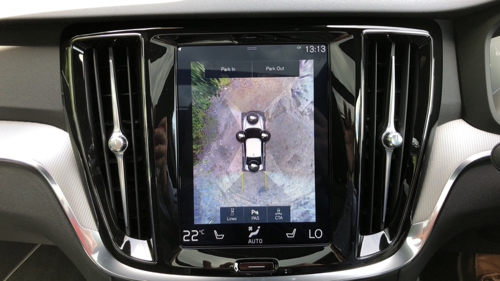 Volvo S60 T5 R Design Plus AT, Xenium, Winter & Convenience Pks, BLIS, 19in Alloys, Auto Dimming Mirrors image 6