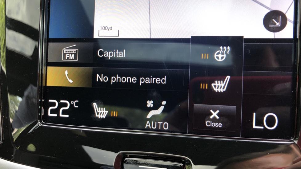 Volvo S60 T5 R Design Plus AT, Xenium, Winter & Convenience Pks, BLIS, 19in Alloys, Auto Dimming Mirrors image 17