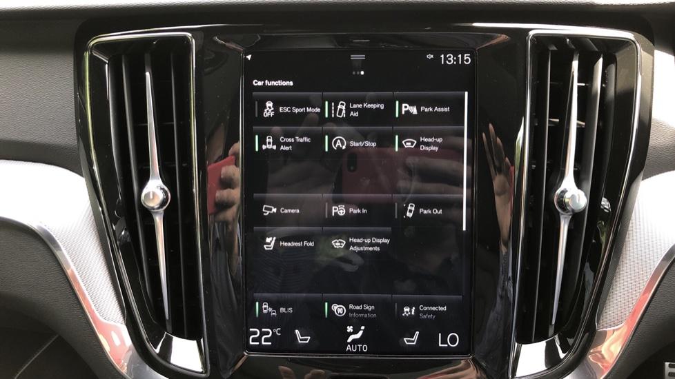 Volvo S60 T5 R Design Plus AT, Xenium, Winter & Convenience Pks, BLIS, 19in Alloys, Auto Dimming Mirrors image 22