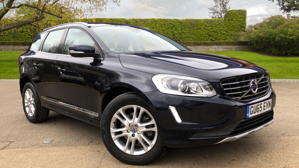 Volvo XC60 D4 SE Lux Nav Auto, Winter Pack with Active Bending Headlights, Rear Sensors, DAB Radio 2.0 Diesel Automatic 5 door Estate (2015) at Volvo Gatwick thumbnail image