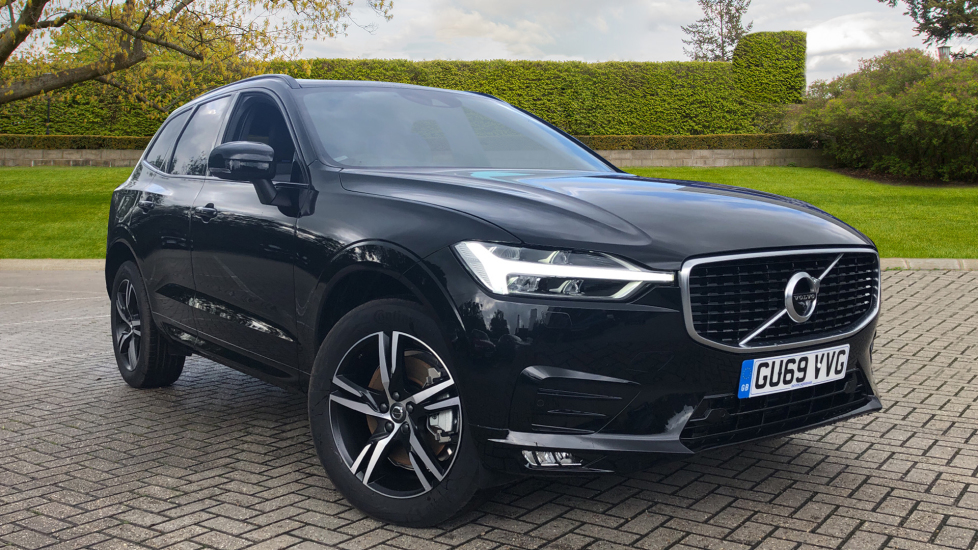 Volvo XC60 2.0 B4D Mild Hybrid R Design AWD Auto, Nav, Winter & Convenience Pks, BLIS, 360 Cam, DAB Diesel Automatic 5 door 4x4 (2020)