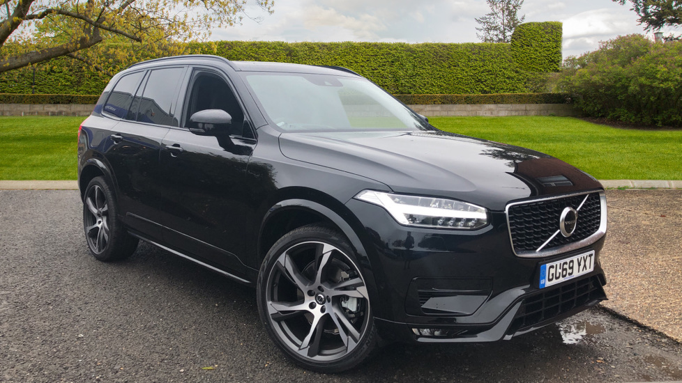 Volvo XC90 2.0 B5D R Design Pro AWD Auto, Xenium Pk, 7 Seat Comfort Pk, Bowers & Wilkins, S/Phone, BLIS Diesel Automatic 5 door 4x4 (2020) image