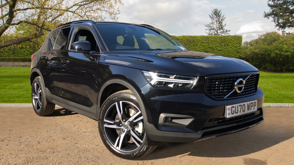 Volvo XC40 T5 Recharge PHEV R Design Auto, Climate & Versatility Pack, Front & Rear Heated Seats, Keyless Drive 1.5 Petrol/Electric Automatic 5 door Estate (2020)