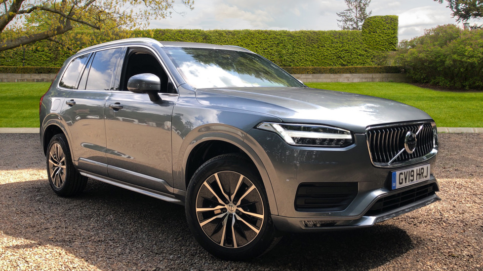 Volvo XC90 2.0 B5 Mild Hybrid Momentum Nav AWD Auto with BLIS, Winter Pk, 360 Camera & Privacy Glass.  Diesel Automatic 5 door 4x4 (2020) image