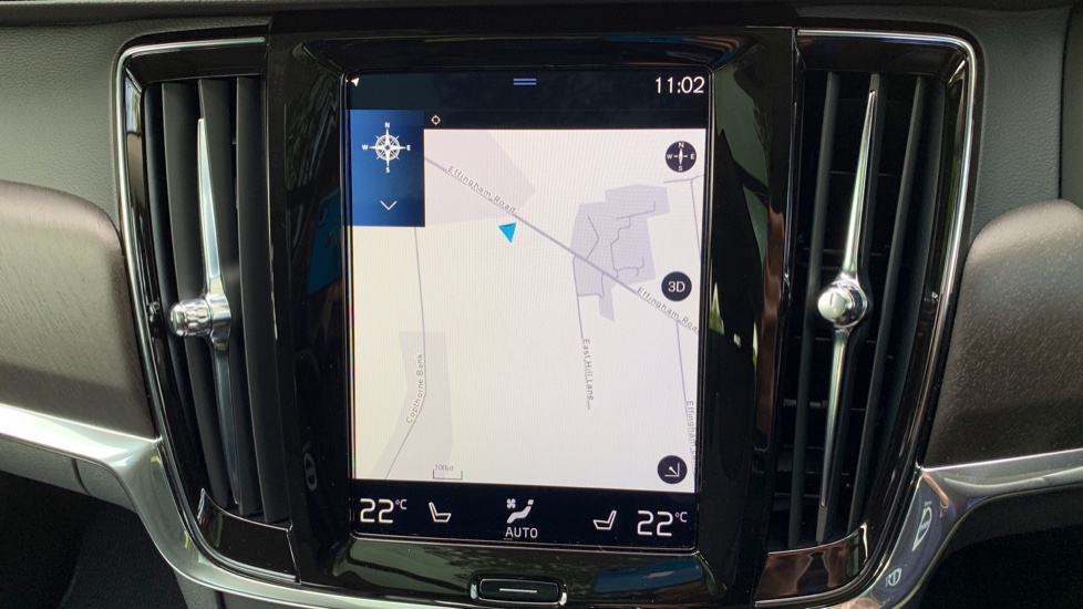 Volvo V90 2.0 D4 Cross Country Pro AWD Auto W. Xenium Pack, Smartphone Integration & BLIS image 18