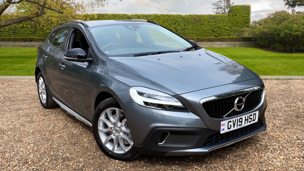 Volvo V40 D3 Cross Country Auto W. DAB Radio, Cross Country Body Kit & City Safety  2.0 Diesel Automatic 5 door Hatchback (2019) image