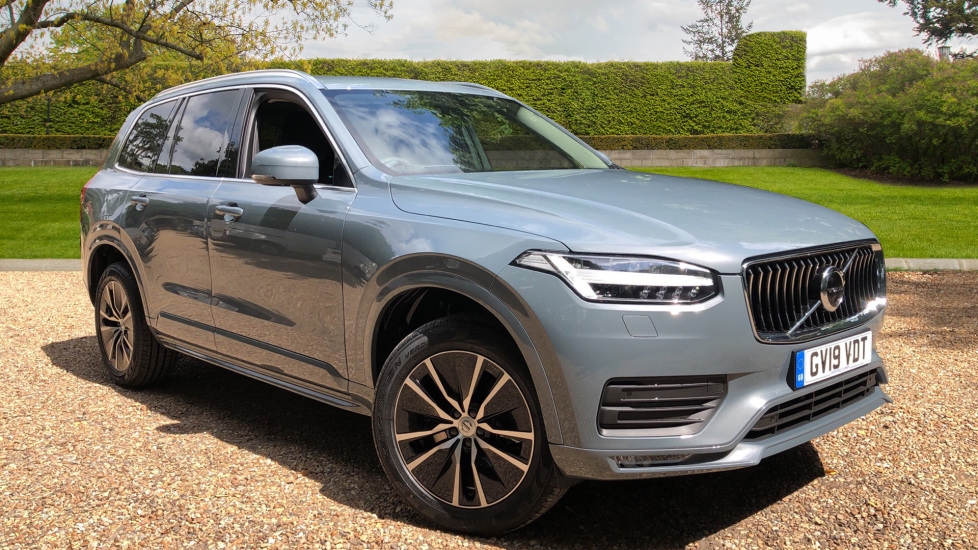 Volvo XC90 B5 Diesel Mild Hybrid AWD Momentum Pro Nav Auto with 7 Seat Pk, BLIS & PrivGlass. 2.0 Diesel Automatic 5 door 4x4 (2020) image