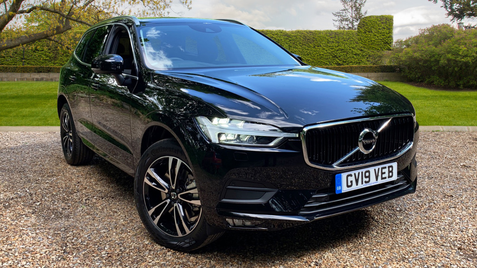 Volvo XC60 T5 Momentum Pro Auto W. Rear Parking Cam, Dark Tints, Sensus Nav & Family Pack 2.0 Automatic 5 door MPV (2019) at Volvo Gatwick thumbnail image
