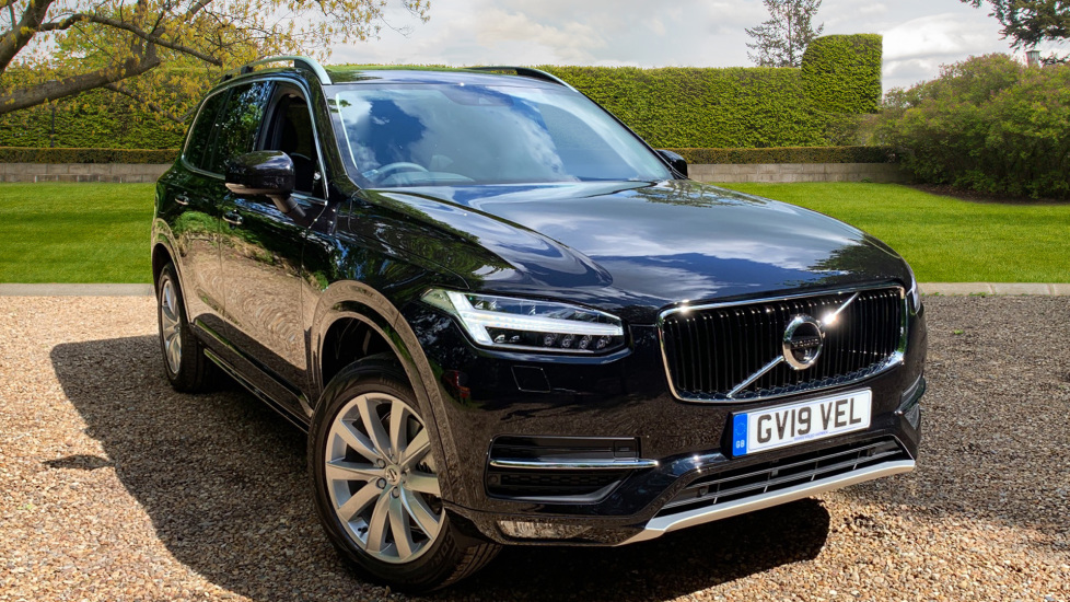 Volvo XC90 2.0 D5 PowerPulse Momentum AWD Auto W. 360 Surround Cam, Dark Tints & Park Assist Diesel Automatic 5 door Estate (2019)