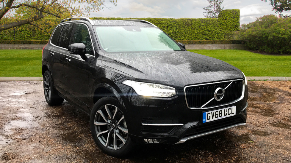 Volvo XC90 2 0 T5 Momentum Pro AWD Auto W  Seven Seats, 360 Surround Camera  & Sensus Nav Automatic 5 door Estate (2018) available from Volvo Croydon