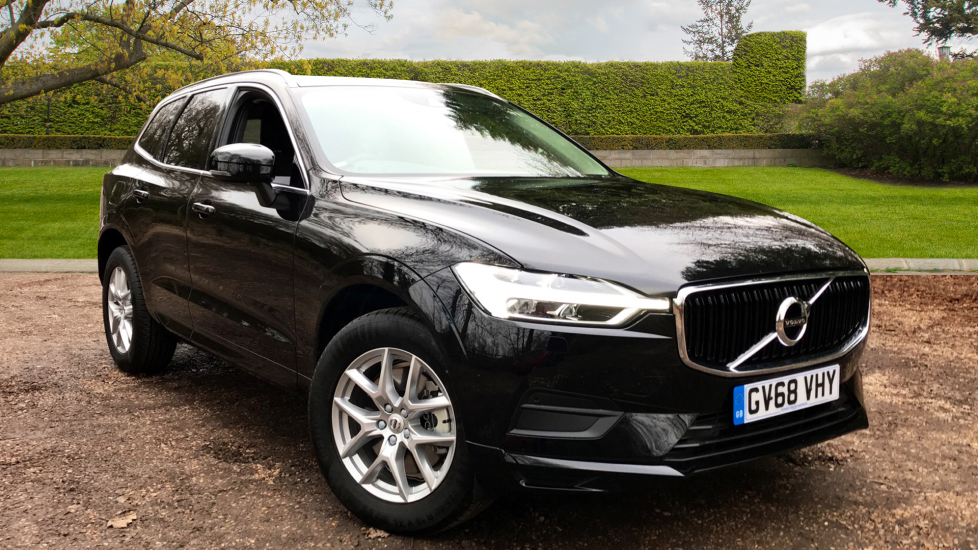 Volvo XC60 2 0 D4 Momentum AWD Auto With  Winter Pack, Family Pack & Dark  Tinted Windows Diesel Automatic 5 door Estate (2018) at Volvo Gatwick