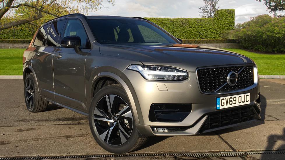 Volvo XC90 B5D Mild Hybrid R Design AWD Auto, Winter Pack, Panoramic Sunroof, BLIS, 360 Cam & Tints 2.0 Diesel/Electric Automatic 5 door 4x4 (2020)