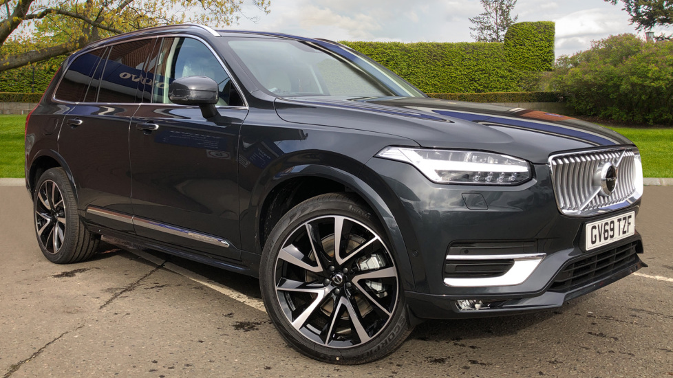 Volvo XC90 B5D Hybrid Inscription Pro AWD AT, Xenium & 7SeatComfort Pks, B & W Audio, Htd R.Seats, BLIS 2.0 Diesel/Electric Automatic 5 door 4x4 (2020) image