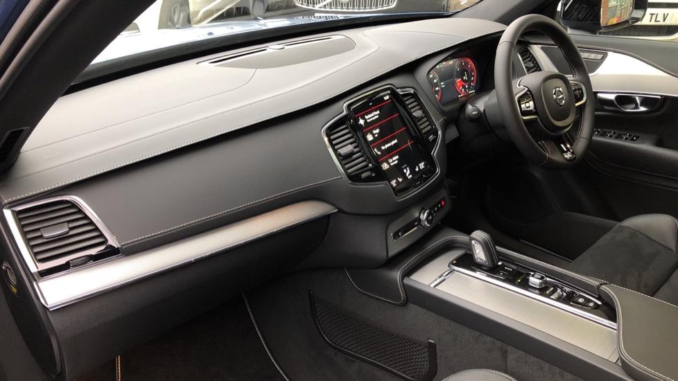 Volvo XC90 B5D Mild Hybrid R Design AWD AT, Xenium & Winter Pks, Htd Screen, 360Cam, PanoRoof, BLIS image 10