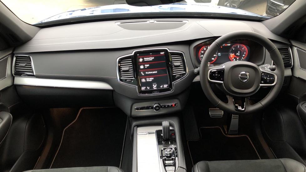 Volvo XC90 B5D Mild Hybrid R Design AWD AT, Xenium & Winter Pks, Htd Screen, 360Cam, PanoRoof, BLIS image 12