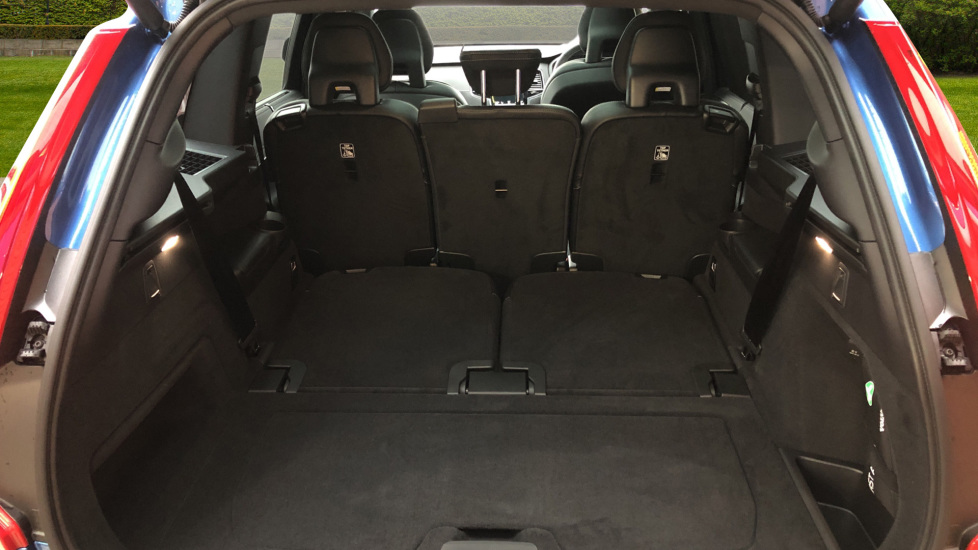 Volvo XC90 B5D Mild Hybrid R Design AWD AT, Xenium & Winter Pks, Htd Screen, 360Cam, PanoRoof, BLIS image 22